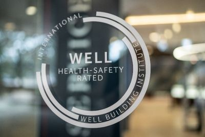 USAA Achieves WELL Building Health-Safety Rating