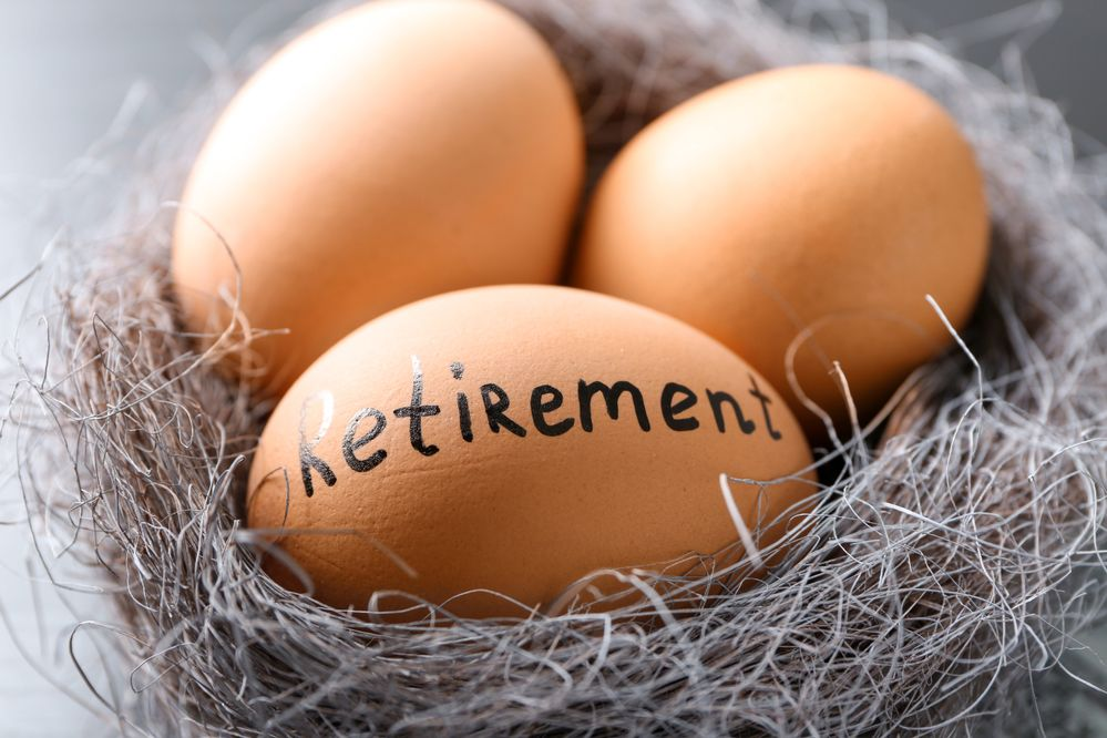 Don't Put All Your Retirement Income Eggs in One Basket