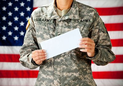 A Letter to Myself - How to Have a More Successful Military to Civilian Transition | USAA Member Community