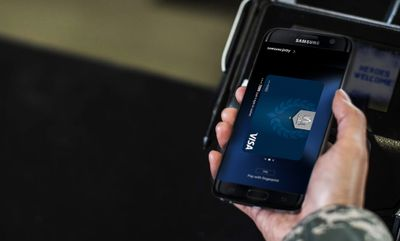 Samsung Pay arrives Oct. 11 | USAA Member Community