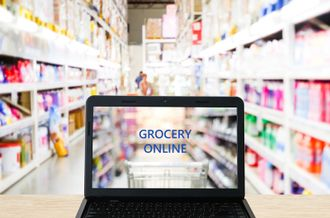 Supermarket Sweep: Online Grocery Shopping Saves You Money