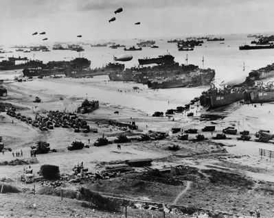 USAA Member Community - Business Lessons from the D-Day Invasion