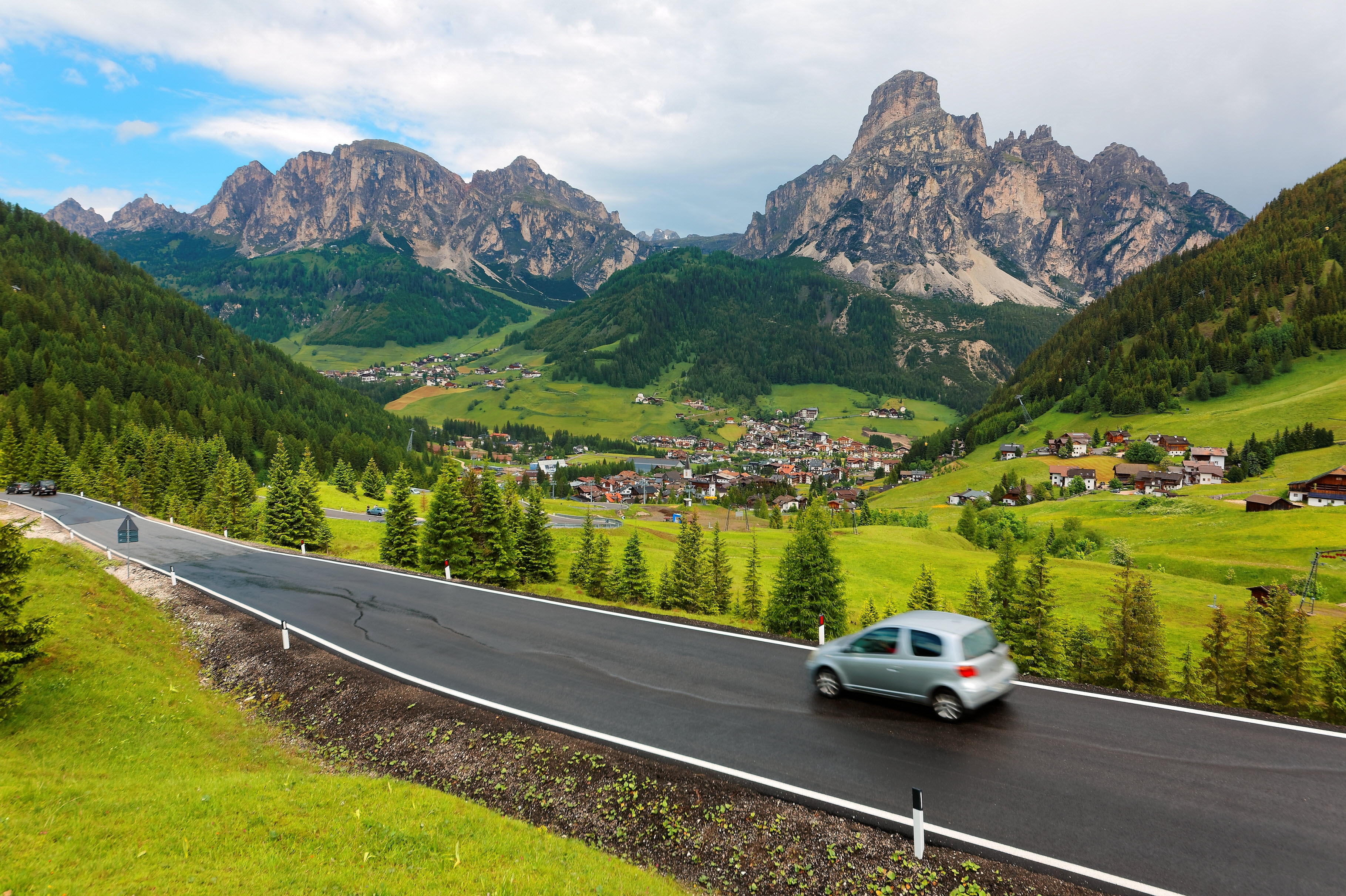 Tips for Driving in Europe