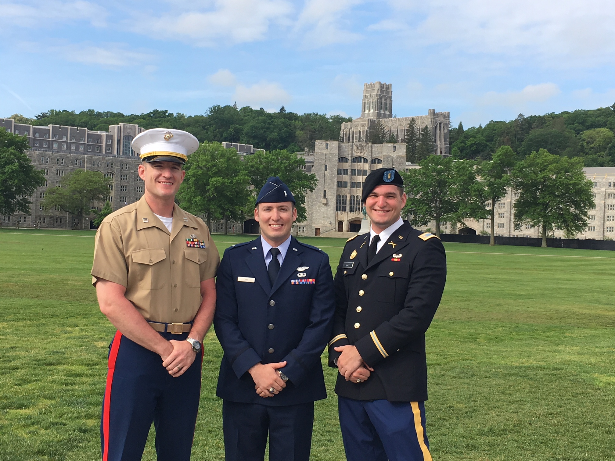The Army Navy Game – It's All in The Family