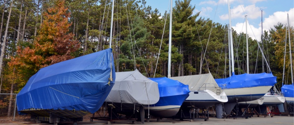 Saving Lives and Your Boat: 5 Steps to Ready Your Vessel for Winter Storage
