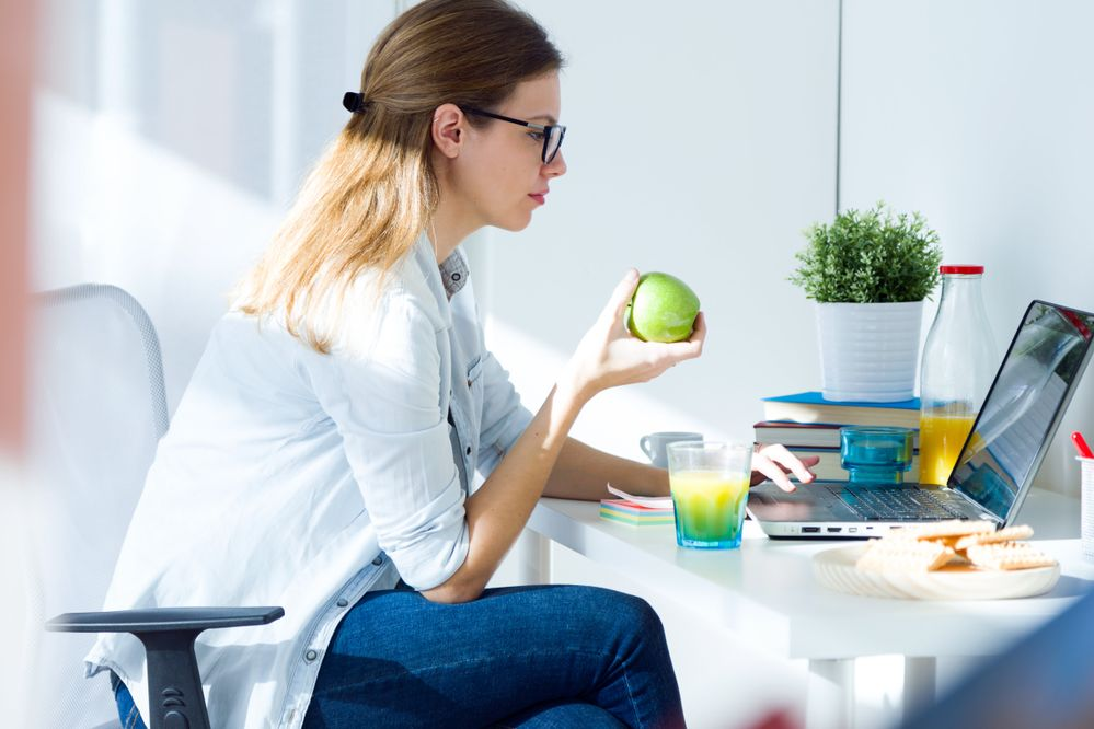 How to Stay Healthy While Working from Home - USAA Community.jpg