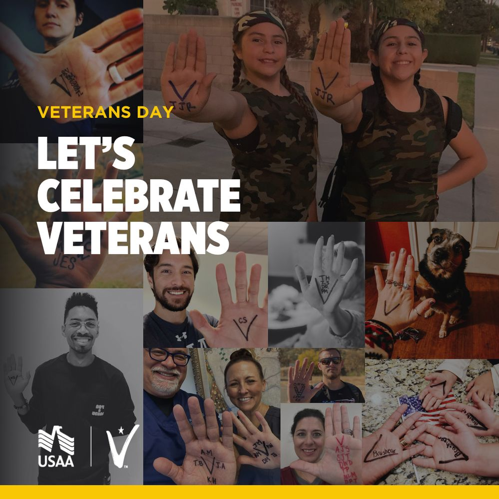 How to Say Thank You on Veterans Day 2020