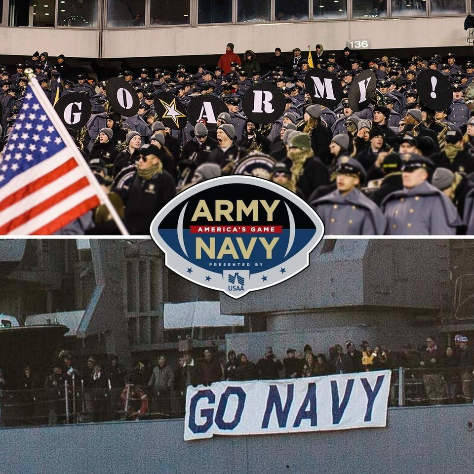 2020 Army-Navy Game Welcome