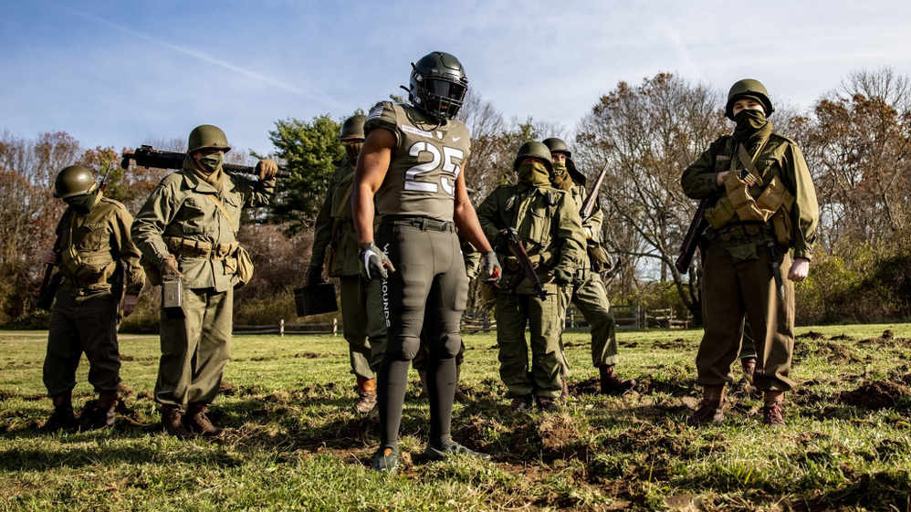 Army Reveals 2020 Army-Navy Game Day Uniform