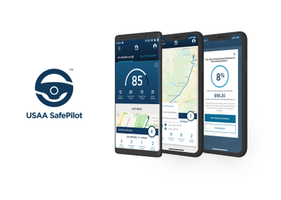 USAA Telematics Program SafePilot Increases Discounts up to 30% off Auto Insurance Rates
