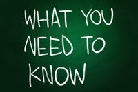 What you need to know chalkboard - shutterstock_183919325.jpg