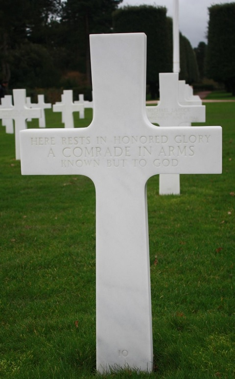 Normandy Marker-known to one.jpg