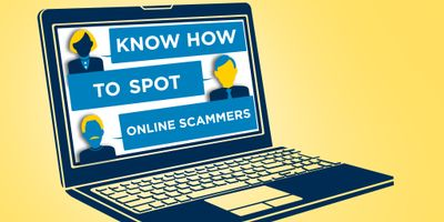 Online_scammers_USAA_Member_Community