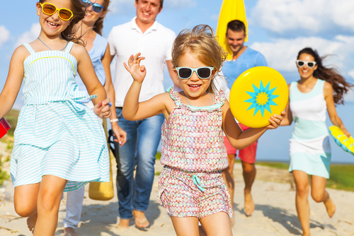 Stress Free Summer Fun for the Whole Family