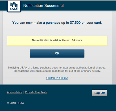 New functions on usaa.com and the USAA mobile app give you more control | USAA Member Community