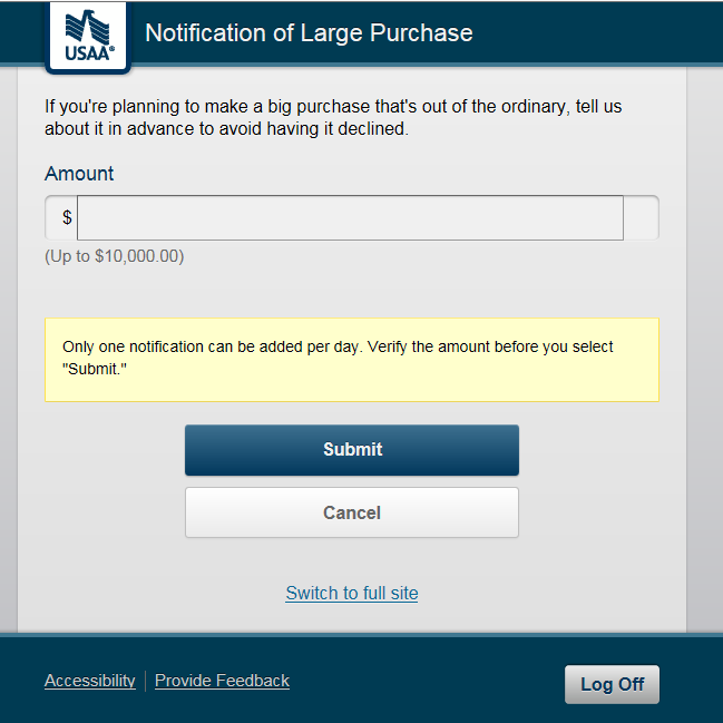 New Functions On Usaa Com And The Usaa Mobile App