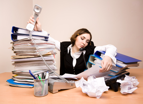 Activity vs. Productivity: Being Busy Does Not Equal Success