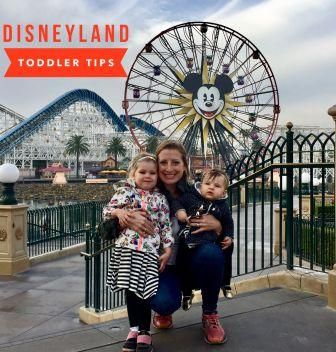 Doing Disneyland with Toddler