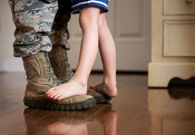 The Important Milestones of a Military Family
