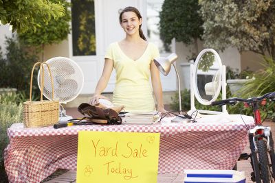 USAA-Member_Community Is a Yard Sale Worth The Hassle?