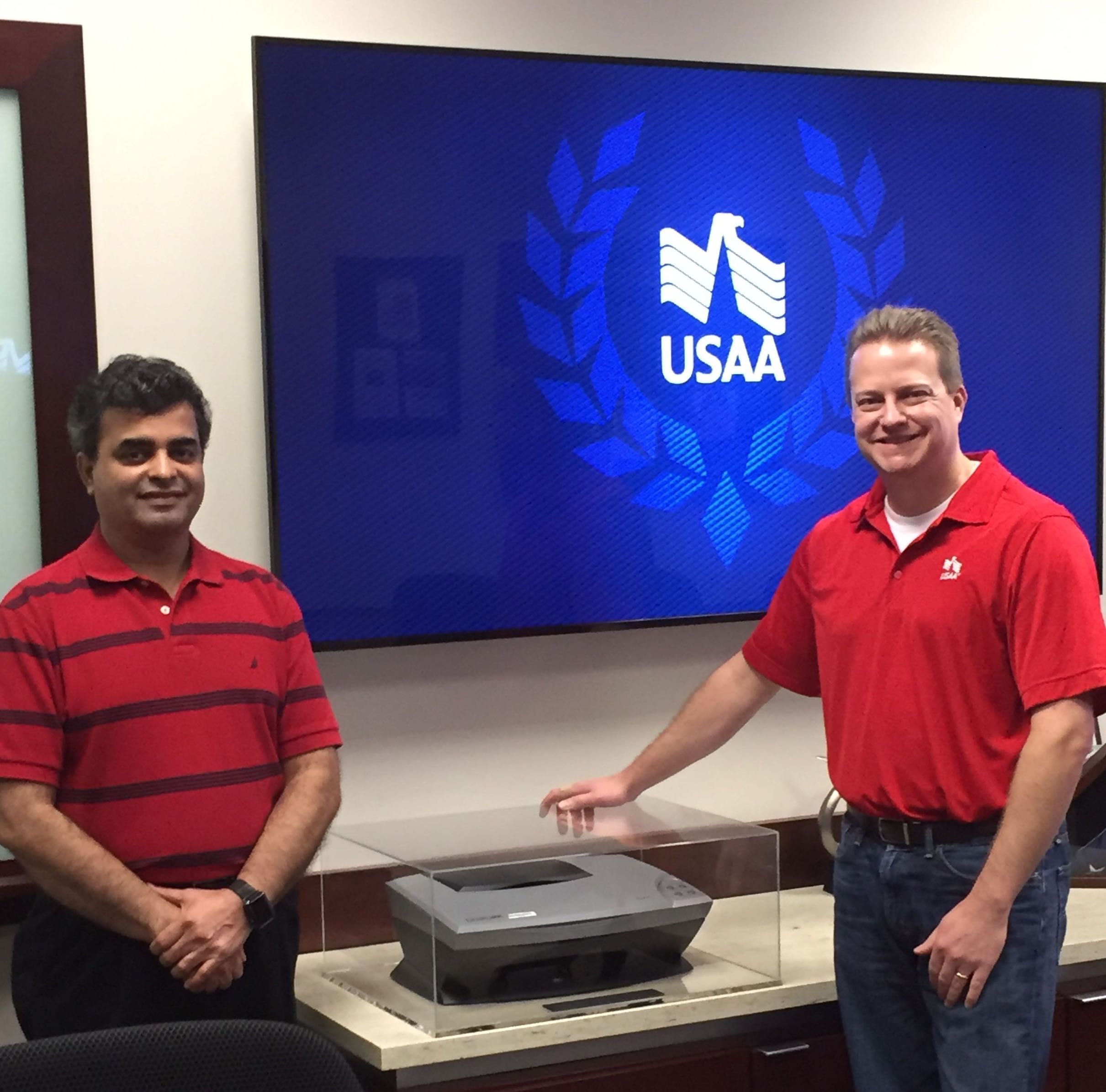 A New Path Forward For USAA's Pioneering RDC Techn