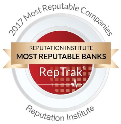 USAA Ranked Most Reputable Bank Among Customers, According to 2017 Annual Bank Reputation Survey
