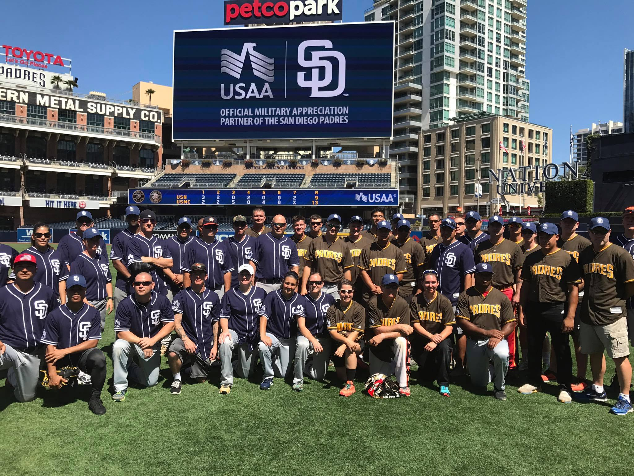 Navy Appreciation Day With The San Diego Padres Enterpriserentacar_38987g  Patent Drawing How To Endorse A Check