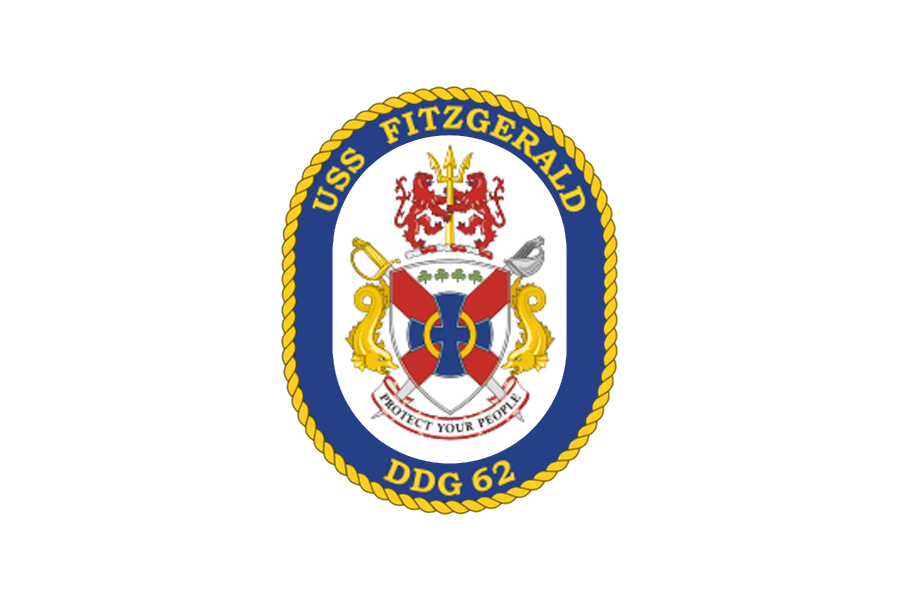 Coming Together for the USS Fitzgerald