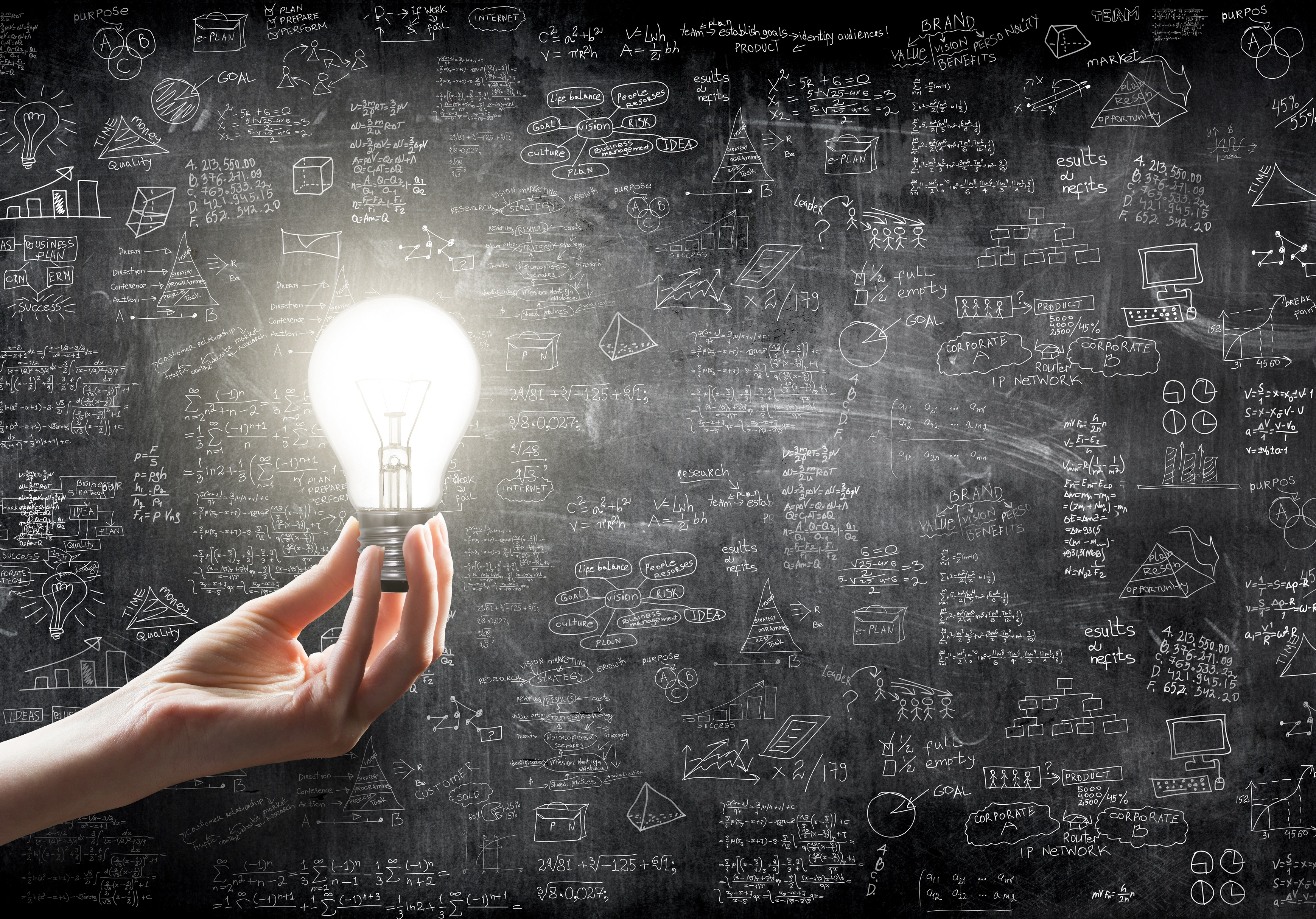 Think Small For Big Business Innovation Ideas