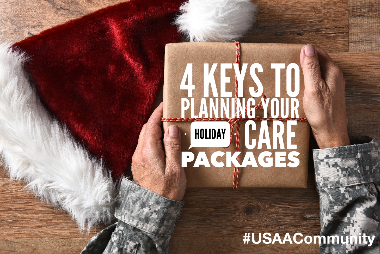 4 Keys To Planning Your Holiday Care Packages Usaa