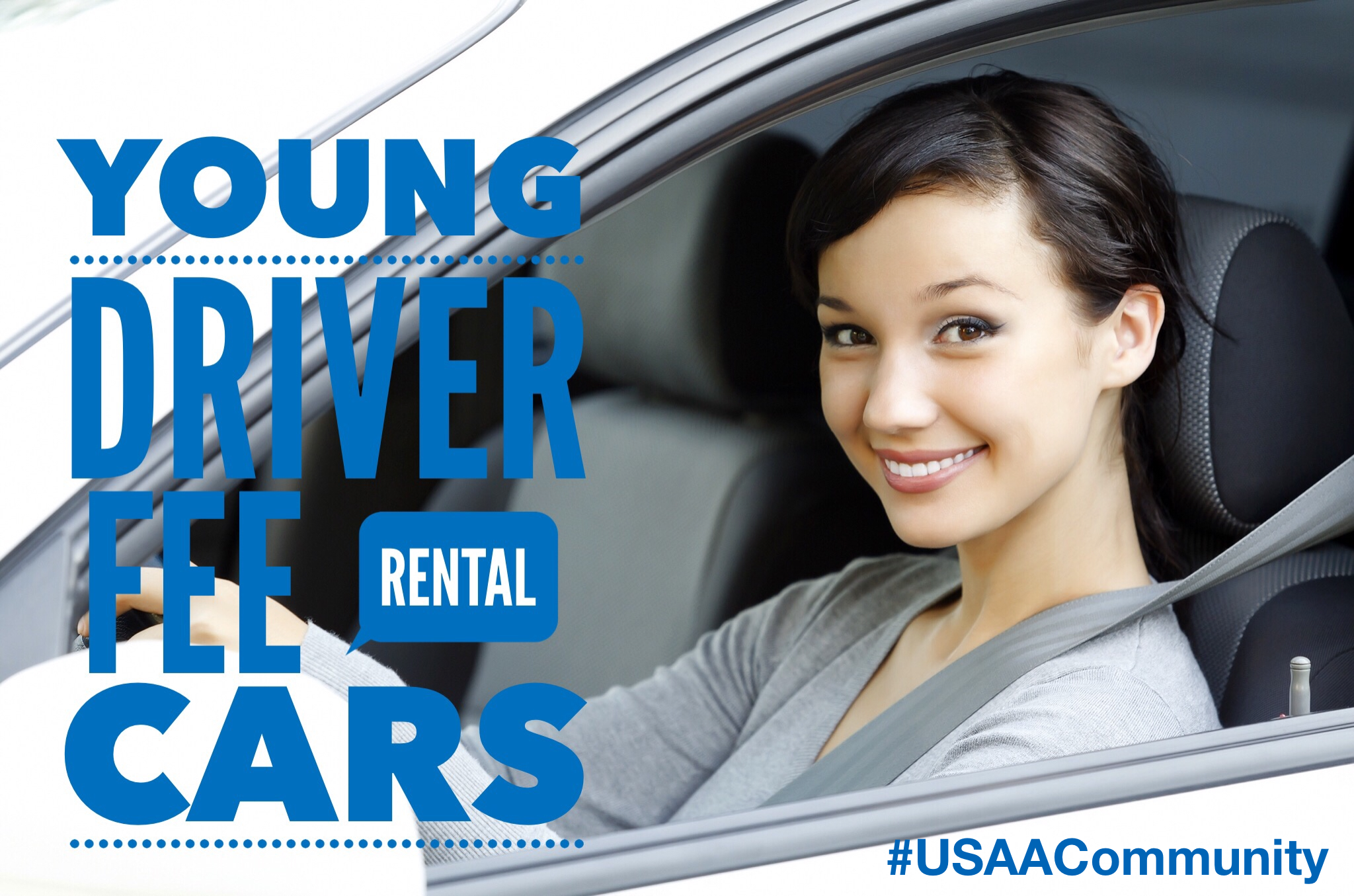 You Asked We Answered: Rental Fees for Young Drivers