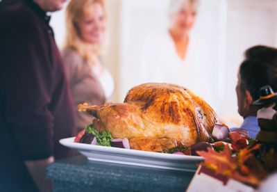Cooking for Large Groups: Thanksgiving Meal Tips