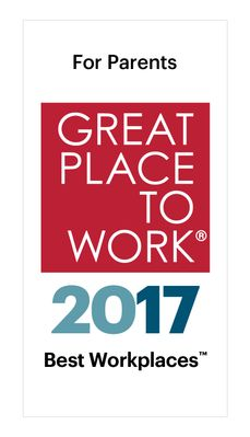 USAA Recognized As One of the 2017 Best Workplaces for Parents by Great Place to Work® and FORTUNE