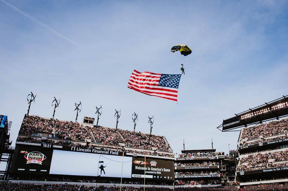 Army-Navy Game  - Fun Trivia That You Might Not Know _ USAA Community