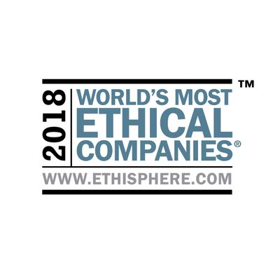 USAA NAMED ONE OF THE 2018 WORLD'S MOST ETHICAL COMPANIES® BY THE ETHISPHERE INSTITUTE FOR THIRD STRAIGHT YEAR