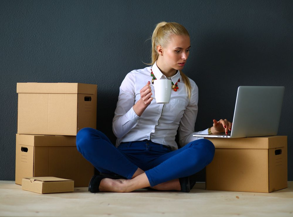 5 Tips to Help You Through a Move if You Work from Home