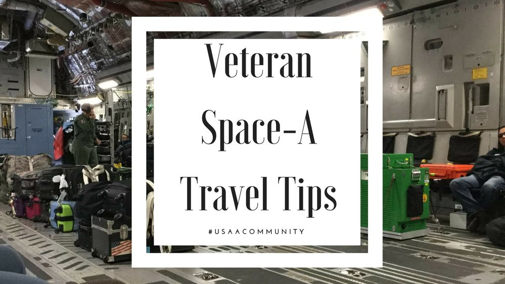 Space-A Travel Tips from Doug Nordman