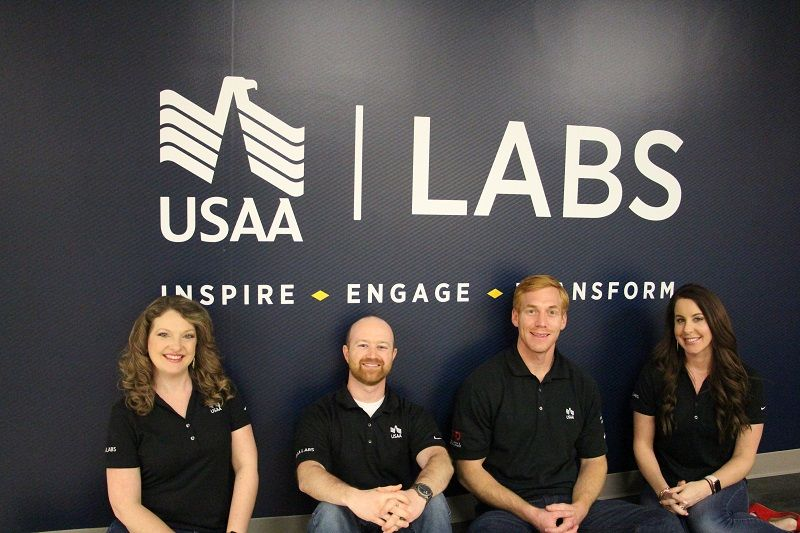 What's New With USAA Labs?