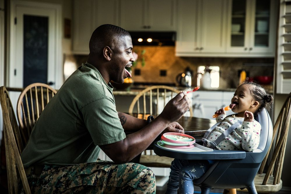 Month of the Military Child Shines Light on Nonprofits USAA and The USAA Foundation, Inc. Support