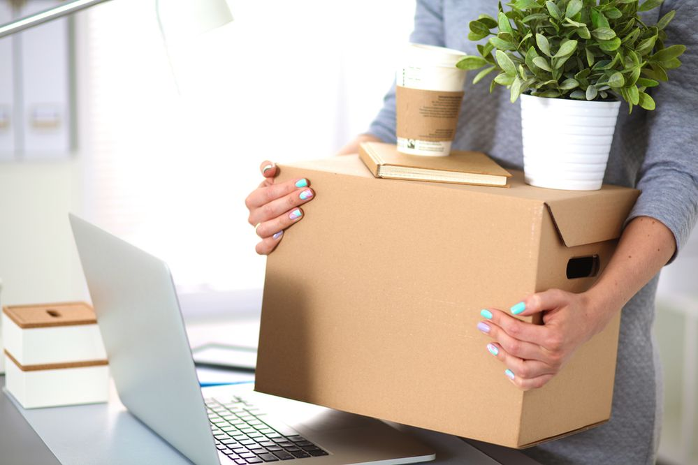4 Transition Tips to Go from Corporate Office to Home Office