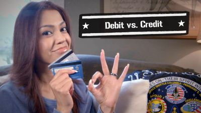 What do you prefer Debit or Credit Cards? – Straight Shooters Video