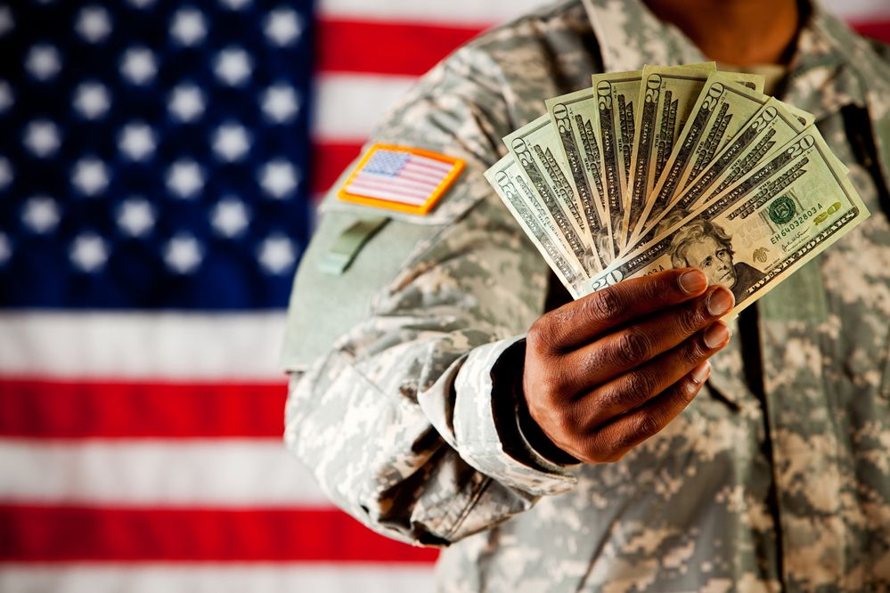 Get Rich in the Military