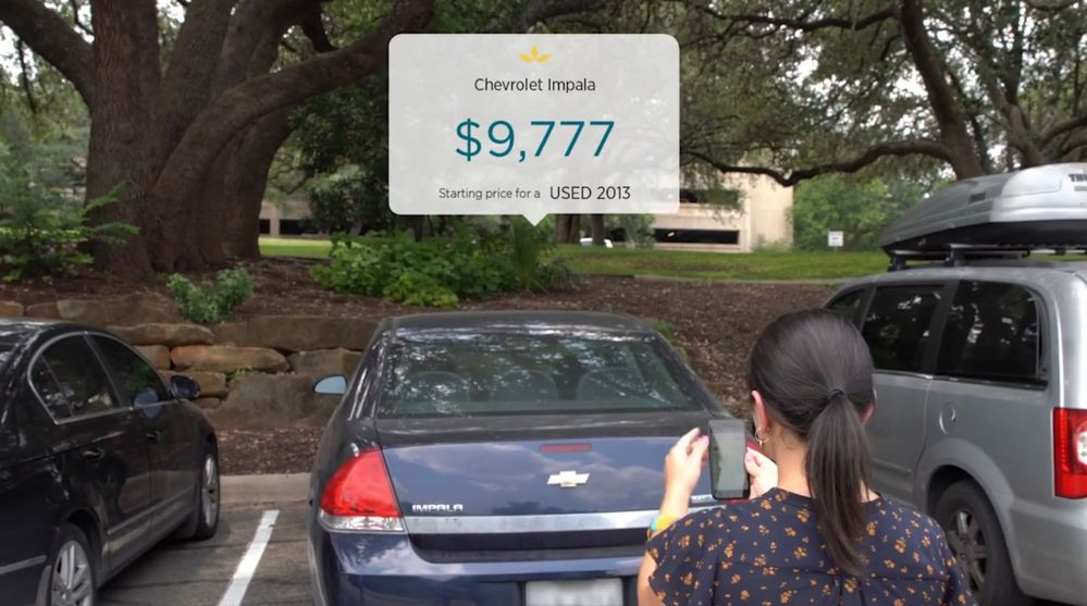 USAA Makes Car Buying Easier With New Augmented Reality App