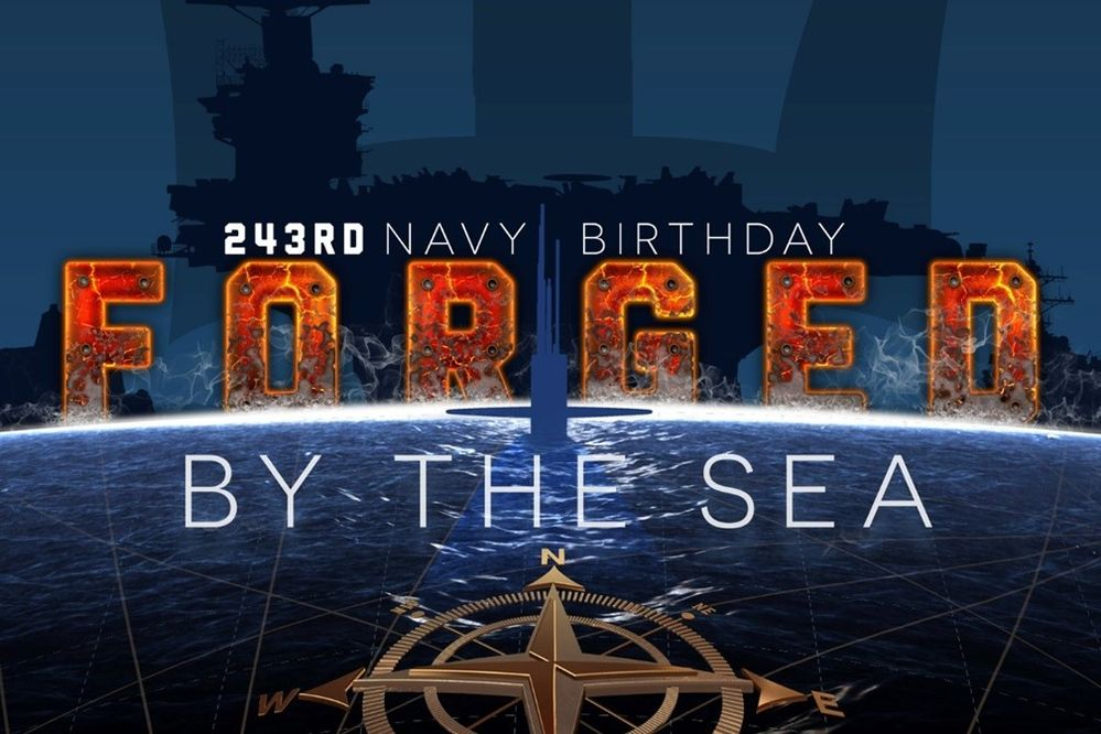 The U.S. Navy Celebrates its 243rd birthday: 11 Key Moments in History