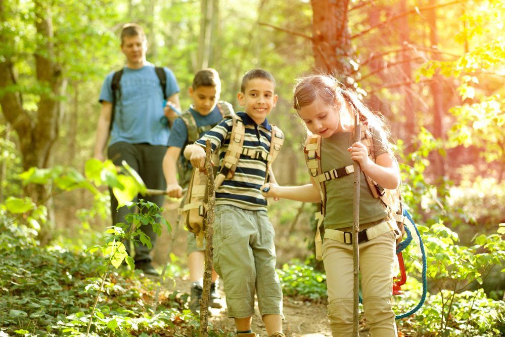 5 Things to Teach Kids About the Outdoors