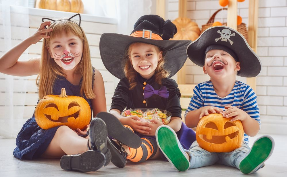 5 Ways to Help with Halloween Candy Consumption