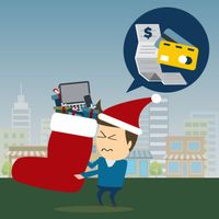 'Tis the Season for Overspending: 5 Tips to Help You Avoid the Ghost of Holidays Past