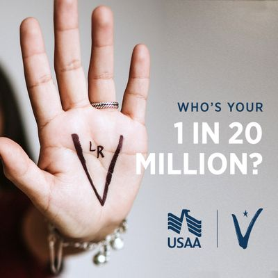 Veterans Day: Who's Your 1 in 20 Million?