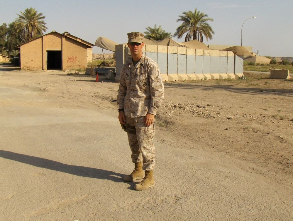 One Marine's Story Epitomizes Branch's Dedication and Bravery
