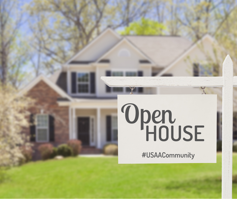 USAA Members Featured on NBC Hit Show Open House